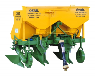 PD220-4 Potato Planter (Manual - Swift Pallet - Two Rows - Fertilizing)